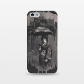 iPhone 5/5E/5s  Lady Rain by 38 Sunsets