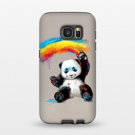 Galaxy S7  Giant Painter by 38 Sunsets