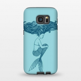 Galaxy S7  Mermaid by Coffee Man