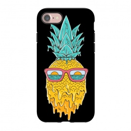 iPhone 7  Pineapple Summer by Coffee Man