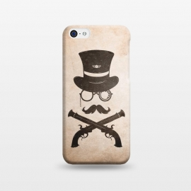 iPhone 5C  Steampunk by Grant Stephen Shepley