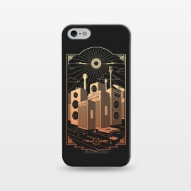 iPhone 5/5E/5s  Sound City by Grant Stephen Shepley