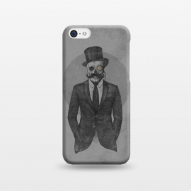 iPhone 5C  The Gentleman by Grant Stephen Shepley