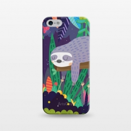 iPhone 5/5E/5s  Sloth in nature by