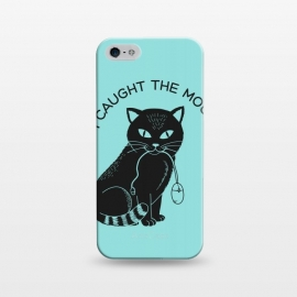 iPhone 5/5E/5s  CAT by Coffee Man