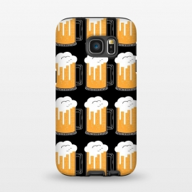 Galaxy S7  CITY BEER PATTERN by Coffee Man