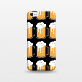 iPhone 5C  CITY BEER PATTERN by Coffee Man