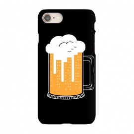 iPhone 7  CITY BEER by Coffee Man