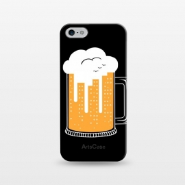 iPhone 5/5E/5s  CITY BEER by Coffee Man