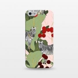 iPhone 5/5E/5s  Zebra Harem by