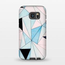 Galaxy S7  Geometric Washout by Uma Prabhakar Gokhale