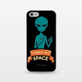 iPhone 5/5E/5s  I need my space by Coffee Man