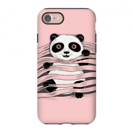 iPhone 7  Little Panda by Coffee Man
