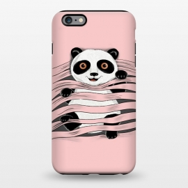 iPhone 6/6s plus  Little Panda by Coffee Man