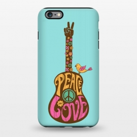 iPhone 6/6s plus  Peace and love by Coffee Man