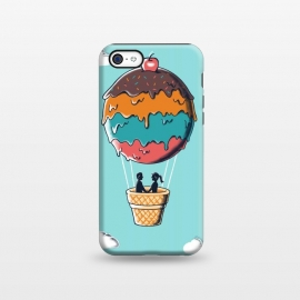 iPhone 5C  Sweet  Journey by Coffee Man