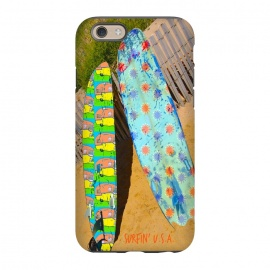 iPhone 6/6s  Surfin USA by Bettie * Blue