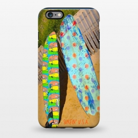 iPhone 6/6s plus  Surfin USA by Bettie * Blue