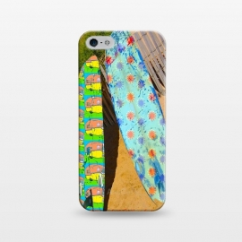 iPhone 5/5E/5s  Surfin USA by Bettie * Blue