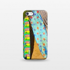 iPhone 5C  Surfin USA by Bettie * Blue