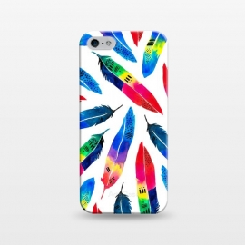iPhone 5/5E/5s  Exotic Parrot by Amaya Brydon (Exotic Parrot)
