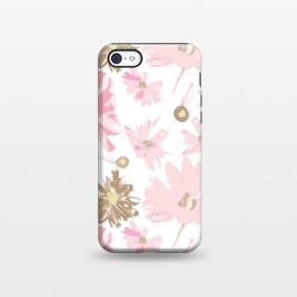 iPhone 5C  Daisy Daisy - Pink by Bettie * Blue