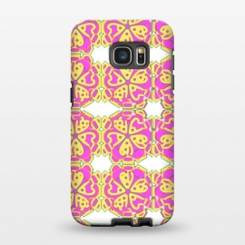 Galaxy S7 EDGE  The Spirit of the Flower by Bettie * Blue