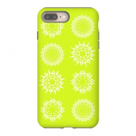iPhone 8/7 plus  Oh Chartreuse! by Bettie * Blue