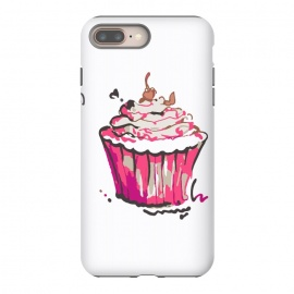 iPhone 7 plus  Cup Cake by MUKTA LATA BARUA