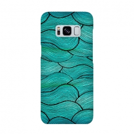 Sea Waves Pattern by Pom Graphic Design ()