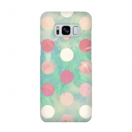 Polka Dots Watercolor Front by Girly Trend ()