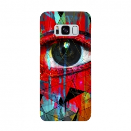 Galaxy S8  Useless eyes by Nicebleed