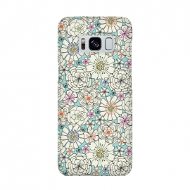 Galaxy S8  Marisa Floral by TracyLucy Designs