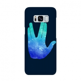 Galaxy S8  Live long and prosper by Mitxel Gonzalez