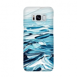 Galaxy S8  Tiny Seascape by Ann Marie Coolick