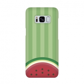 Watermelon Pop by Dellán (watermelon,fruit,gourmet,tropical,beach,summer,spring,fresh,minimalist)