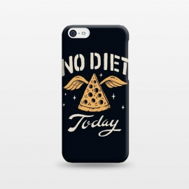 iPhone 5C  No Diet Today by Tatak Waskitho