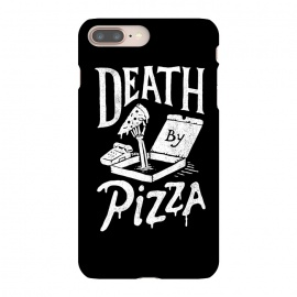 iPhone 7 plus  Death By Pizza by Tatak Waskitho