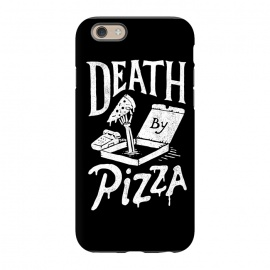 iPhone 6/6s  Death By Pizza by Tatak Waskitho
