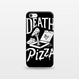 iPhone 5C  Death By Pizza by Tatak Waskitho