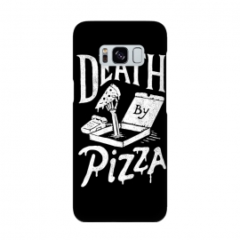 Death By Pizza by Tatak Waskitho (pizza,funny)
