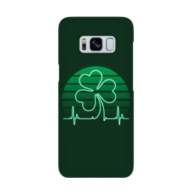 IRISH-HEART by RAIDHO (IRISH,ST.PATRICK'S-DAY,CLOVER,HEART,cardiogramm)
