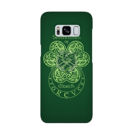 MARCH 17th by RAIDHO (st.patrick's day,irish,celtic,clover,irish dance,love,celtic knots,knotwork)