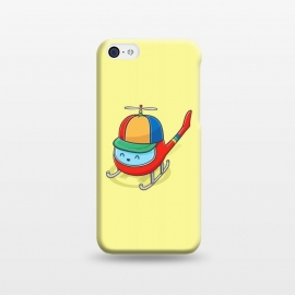 iPhone 5C  Happy Copter by Xylo Riescent