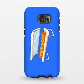 Galaxy S7 EDGE  Hotdog by Xylo Riescent