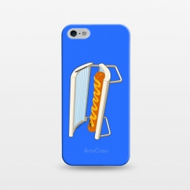 iPhone 5/5E/5s  Hotdog by Xylo Riescent