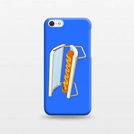 iPhone 5C  Hotdog by Xylo Riescent