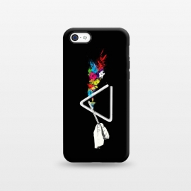 iPhone 5C  Dark side of the tune by Xylo Riescent