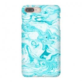iPhone 8/7 plus  Ocean Blue Marble by