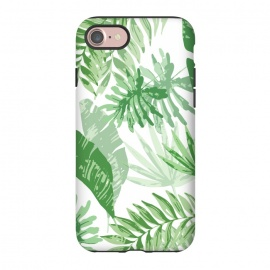 iPhone 7  Tropical Vibes green by MUKTA LATA BARUA